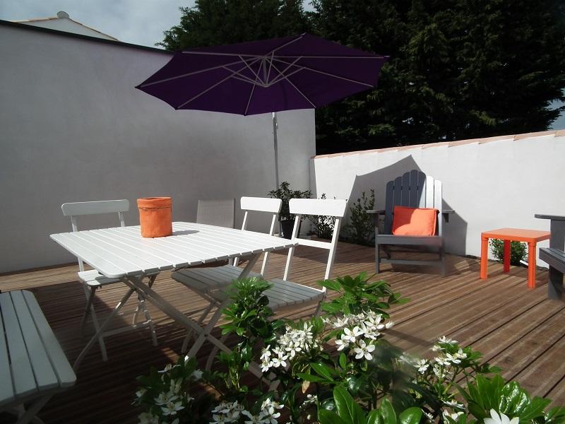 jardin location noirmoutier piscine